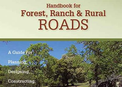 Forest, Ranch, Rural Roads