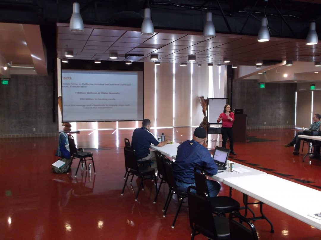 Water Emergency Preparedness Planning and Water Conservation Assistance to Tribes